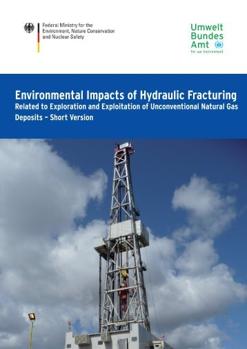 Environmental Impacts of Hydraulic Fracturing Related to ... - 324