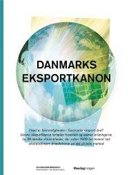 Danmarks Eksportkanon - Mandag Morgen