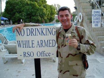 Presentation: Brigadier General Gary Connor