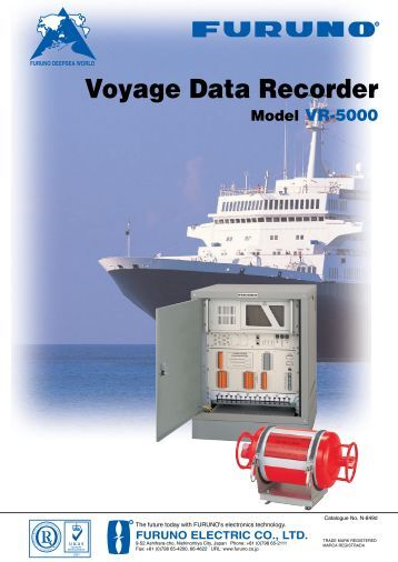 Voyage Data Recorder : Voyage data recorder svdr and casualty investigations liscr