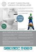 Gustavsberg toilet og energibesparende vandhaner - Finlow VVS - Page 2