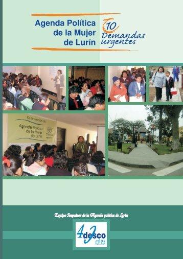 AGENDA lurin.cdr - Desco