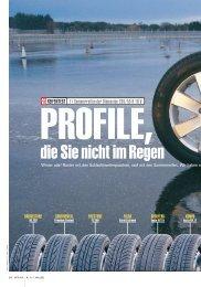 die Sie nicht im Regen - Reifen Nell GmbH