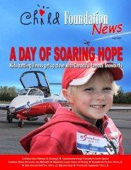 Fall 2009 - The CH.ILD Foundation