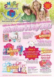 Over 5 beautiful gifts still to choose from! - Smart FunRaisers