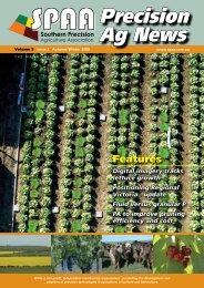 Autumn/Winter 2009 Volume 5 Issue 2 - SPAA