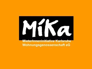 MieterInneninitiative Karlsruhe ... - ReNewTown