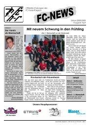 FC-NEWS 0809 2 - FC Hasle-Rüegsau