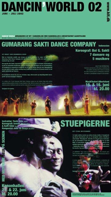 STUEPIGERNE - Københavns Internationale Teater