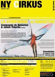LA SYMPHONIE DU HANNETON - Københavns Internationale Teater