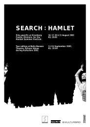 SEARCH : HAMLET