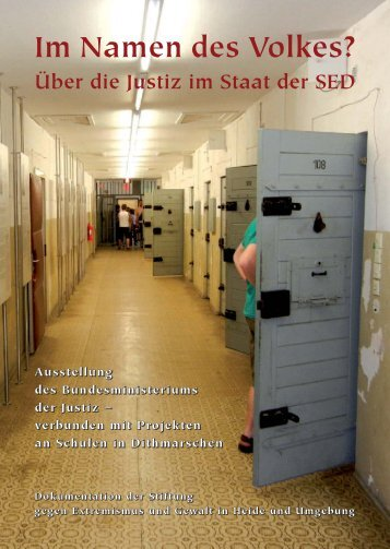 download als PDF - Stiftung gegen Extremismus und Gewalt in ...