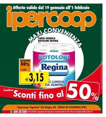 sconto - Coop Adriatica