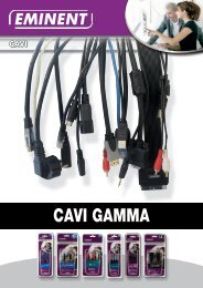 CAVI GAMMA - Eminent
