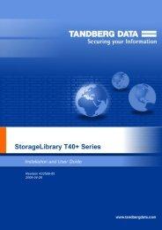 Download - Tandberg Data