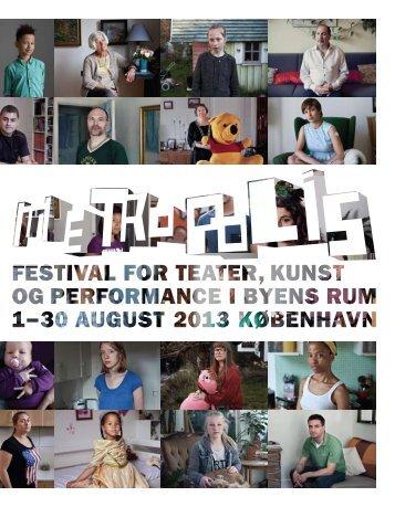 Metropolis Festival-programme here - Københavns Internationale ...