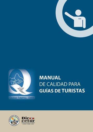 MANUAL DE CALIDAD PARA - Biblioteca