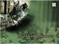 Jharkhand Forest (Booklet)