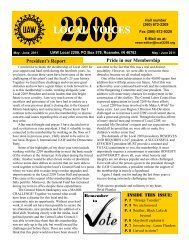 May - June 2011 - UAW Local 2209