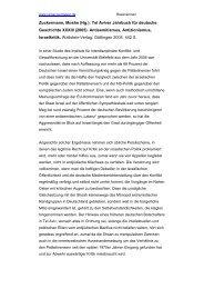 Tel Aviver Jahrbuch für deutsche Geschichte XXXIII - Genfer Initiative