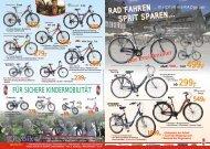 DH RA FAREN SPRIT SPAREN... DH RA FAREN ... - Citybike Goslar