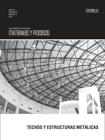 techos - CONSTRUCCION Y VIVIENDA