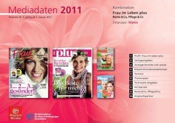 Mediadaten 2011 - Bayard Media