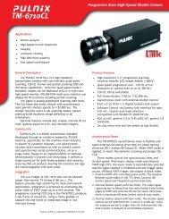 TM-6710CL - Image Labs International