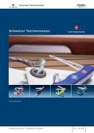 Schweizer Taschenmesser - Pfeiffer Marine GmbH