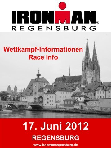 17. Juni 2012 - Ironman Regensburg