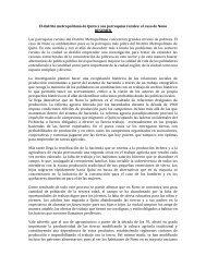 El distrito metropolitano de Quito y sus parroquias rurales: el caso ...