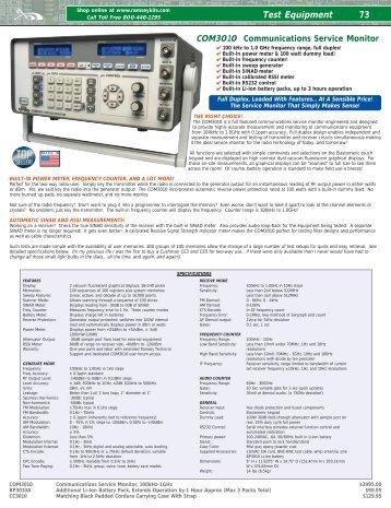 Www.ramseyelectronics.com Magazines