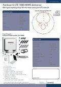 Funkwerk LTE 1800 MIMO Antenna - Funkwerk Breitband - Page 2