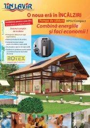 Rotex HPSU Compact - Tin Lavir