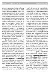espacio abierto, vol. 11, no. 2 recensiones/ 395 - Convergencia