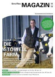 Magazin12 - EnviTec Biogas AG