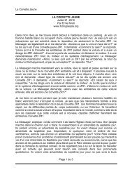 fr_41_LA CORVETTE JAUNE - For My People Ministry