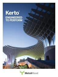 Kerto® - Barbour Product Search