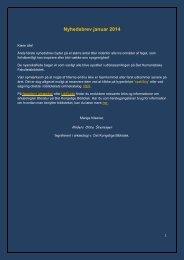 Nyhedsbrev januar 2014 - Amazon Web Services