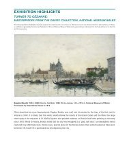 Exhibition highlights - Oklahoma City Museum of Art