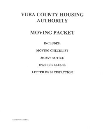Moving Packet