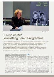 Europa en het Levenslang Leren Programma - Epos
