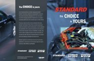 Standard The Choice is Yours