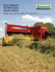 Performance Tips - Boone Tractor