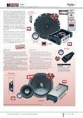 Subwoofer Subwoofer Speaker Systems ... - Pfeiffer Marine GmbH - Seite 6
