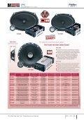 Subwoofer Subwoofer Speaker Systems ... - Pfeiffer Marine GmbH - Seite 7