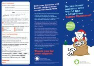 Do you know someone who would like a letter from Father Christmas?