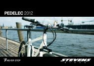 Pedelec 2012 - Stevens