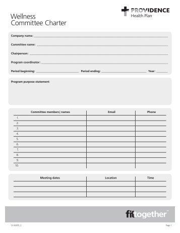GTA Project Charter Template - AcqNotes.com