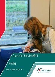 Trenitalia - Mobilità Regione Puglia